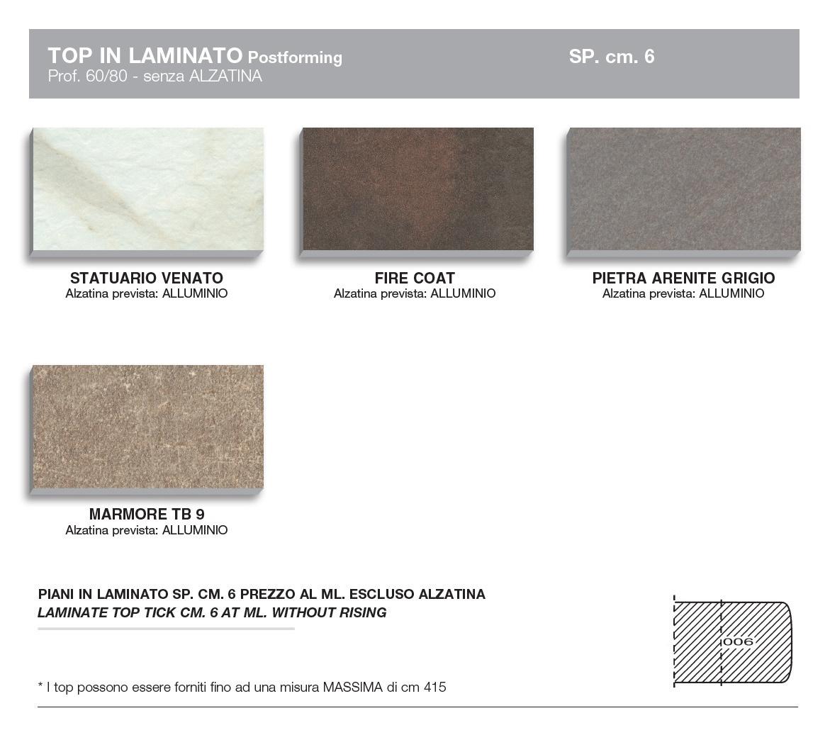 Top-laminato-Postforming-6cm – FOTO